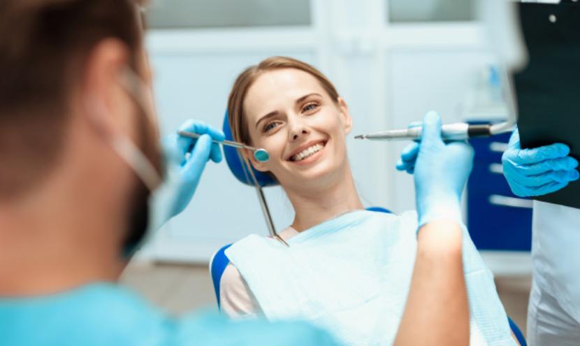 oral checkup new lenox