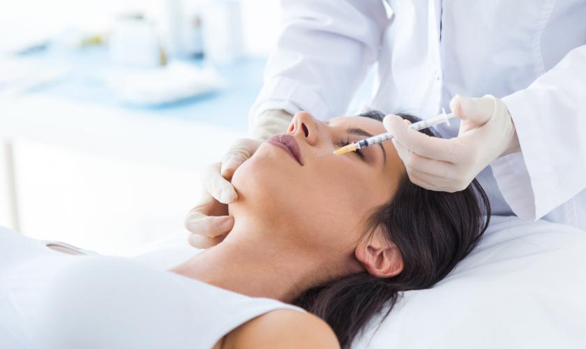 Botox® treatment